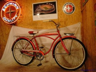 1963 Schwinn Fleet Cruiser Bike