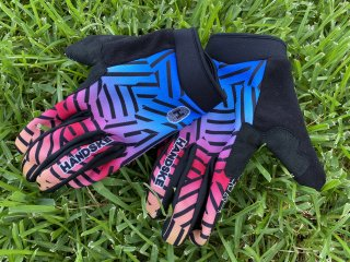 Handske Tenga Lightweight Gloves in grass