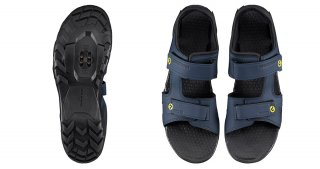 SD-501A SPD Sandal (Bottom and Top)